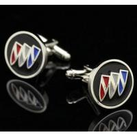Buy cheap factory direct  BUICK Logo cuff link from wholesalers