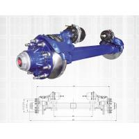 Wholesale Disk Brake Axle Series 11-13T from china suppliers