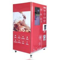 Wholesale Metro Station , Airport Elevator Vending Machine Red / Automatic Products Vending Machine from china suppliers