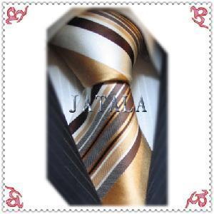 China 100% Silk Woven Neckties (WP_021) on sale