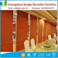 Wholesale Banquet Hall Acoustic Movable Portable Room Divider Partition Panel BG85 # from china suppliers