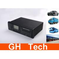 Wholesale Dual Locating Vehicle Data Recorder for Bus Tracker / Passenger Cars , Low Power Consumption from china suppliers