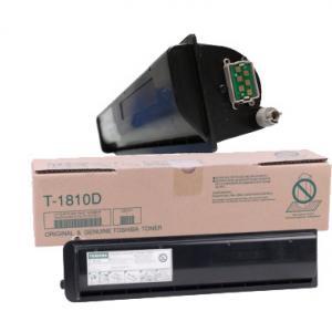 Buy cheap 181 1810 Black Toshiba E-studio Toner , Printer Toner Cartridge compatible from wholesalers