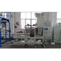 Quality Granite Aggregates Auto Bagging Machines Gravel / Stone / Pebble Packing Machine for sale