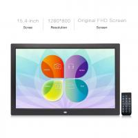 Wholesale Led Screen Large Digital Picture Frame 1280*800 Resolution JPEG/JPG Pic Format from china suppliers