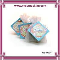 Wholesale Seal paper tags/Square tea paper tags/Cutomize sale paper tags for tea ME-TG011 from china suppliers