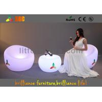 Wholesale Breaking-proof LED Light Sofa chair Built-in rechargeable battery from china suppliers