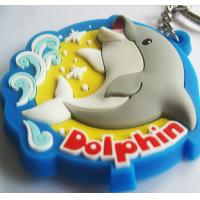 high quality cheap price custom logo soft pvc rubber  personalized couple keychain with cool &cute design
