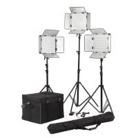 Wholesale High Brightness 3 Light LED Studio Lighting Kit For Video Room from china suppliers