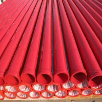 Wholesale 4M Length Concrete Pump Spare Parts Pump Pipe High Temperature Resistant from china suppliers