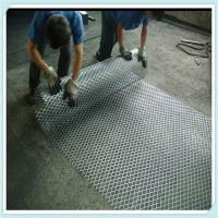Wholesale Metal Building stretched  aluminum expanded wire mesh from china suppliers