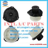 Wholesale FOUR SEASONS 35237 AC A/C HEATER BLOWER MOTOR Fits for CHEVROLET GMC SAAB 9-7X Buick Isuzu Oldsmobile 15-80581 89018747 from china suppliers