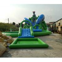 Wholesale Outdoor Duck Shape Giant Inflatable Water Slide For Kids And Adults from china suppliers