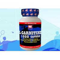 Wholesale L-Carnitine L-Cartine tartrate healthy Fat Burner Supplements for weight loss from china suppliers