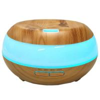 Wholesale 300ml Wood Grain Aroma Essential Oil Diffuser from china suppliers