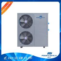 Wholesale Silent Swimming Pool Heat Pump With Galvanized Powder Coated Strainless Steel from china suppliers