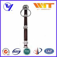 Wholesale Substation HV High Voltage Surge Arrester Protector with ZnO Varistor from china suppliers