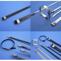 Buy cheap Stainless steel cable tie from wholesalers