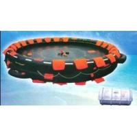 Wholesale Open Reversible Inflatable Life Rafts 6Persons Marine Inflatable Liferaft from china suppliers