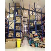 Wholesale Adjustable Industrial Storage Racks / Galvanized Shelving Racks from china suppliers