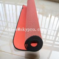 Wholesale Eco - Friendly Gym Mat Odorless Natural Rubber Sheet Soft Exercise Yoga Mat from china suppliers