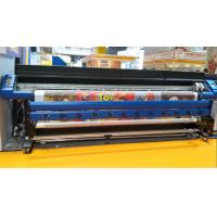 Wholesale 3.2M Epson Eco Solvent printer with 3 DX7 for high speed printing in flex banner from china suppliers