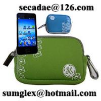 Wholesale neoprene phone sleeve,neoprene phone pouch,neoprene cell phone pouch,neoprene mobile phone from china suppliers
