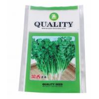 Wholesale Printed PE material  heat seal small 3 side sealing plastic bag for spice seeds from china suppliers