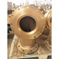 Wholesale Barrel of pump copper alloy water pump housing ISO9001 , BV from china suppliers