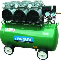 Wholesale High Performance Oil Free Air Compressor , Electric Driven Air Compressor 3HP 115psi from china suppliers