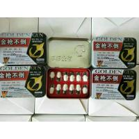 Wholesale Golden Gun Sex Enhancement Pills / male stamina enhancement pills from china suppliers