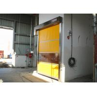 Wholesale PVC High Speed Industrial Shutter Door Outside Single - 3 Phrase from china suppliers