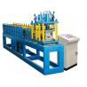 Buy cheap Steel Garage Shutter Door Roll Forming Machine Shutter Manufacturing Equipment from wholesalers