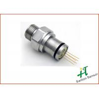 Wholesale HT30 Low Cost Stainless Steel Silicon Oil-Filled Liquid / Gas Air Pressure Sensors from china suppliers