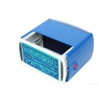 Wholesale Rubber Self Inking Stamp from china suppliers