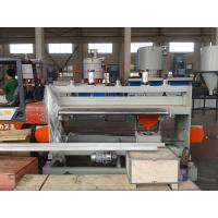 Quality ABB Inverter WPC Foam Board Extrusion Production Line Siemens Beide Motor for sale