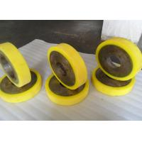 Wholesale Oil Resistant Industrial PU Polyurethane Coating Rollers Wheels Replacement from china suppliers