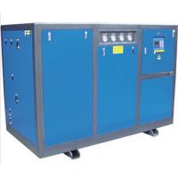 Wholesale R410A Stainless Steel Water Tank Water Cooled Chiller With Cooling Tower from china suppliers