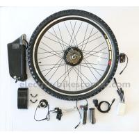Wholesale 250W Rear 36V Electric Motor 25Km / H E Bike Kits Motorized Bicycle Parts from china suppliers