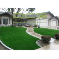 China Economy Realistic Artificial Grass For Yard Reuse Synthetic Turf Surface on sale