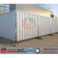 Wholesale China Temporary Hoarding Fencing Supplier from china suppliers