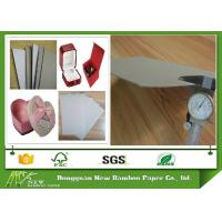 Wholesale Recycled Gift Box Material Grey / Gray Chipboard With One Side White 320gsm - 2400gsm from china suppliers