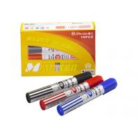 Wholesale cheap price office use plastic box packed permanent marker pen from china suppliers