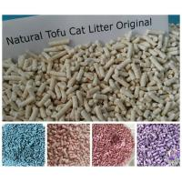 Wholesale Various flavor tofu cat litter from china suppliers