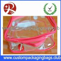 Quality Clear Promotional Waterproof Cosmetic/Make Up PVC Custom Packaging Bag,PVC Cosmetic Bag for sale