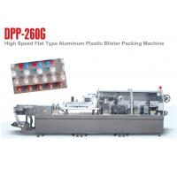 Wholesale Aluminum Plastic High Speed Blister Packing Machine Pharmaceutical Packaging Equipment from china suppliers