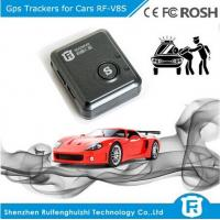 Wholesale GPS real-time tracker & alarm for car with noice sensor/vibration sensor alarm from china suppliers