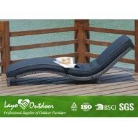 Wholesale Rattan Sun Beds Patio Sun Loungers Outdoor Furniture For Pool All Color Avaliable from china suppliers