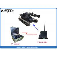 Wholesale H.264 High speed audio video transmitter Ethernet Wireless IP Transceiver Real-time Transmission from china suppliers
