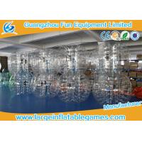 Wholesale Inflatable Bubble Ball With Logo Printing , Human Bubble Football from china suppliers